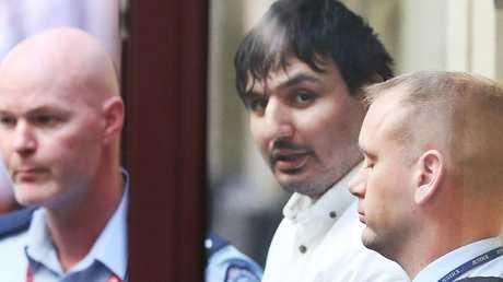Bourke St killer James Gargasoulas is one of George Pell's prison neighbours. Picture: AAP Image/David Crosling
