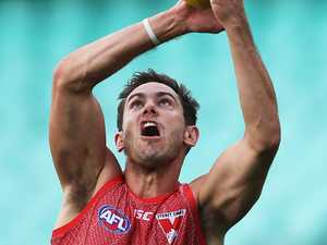 Swans recruit suffers injury blow