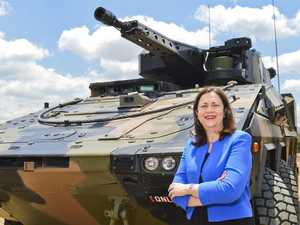 Battle for lucrative army defence contract