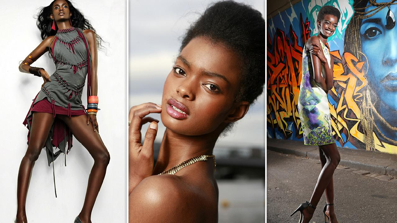 Australian model Adau Mornyang is facing jailtime over an alleged assault of a US flight attendant