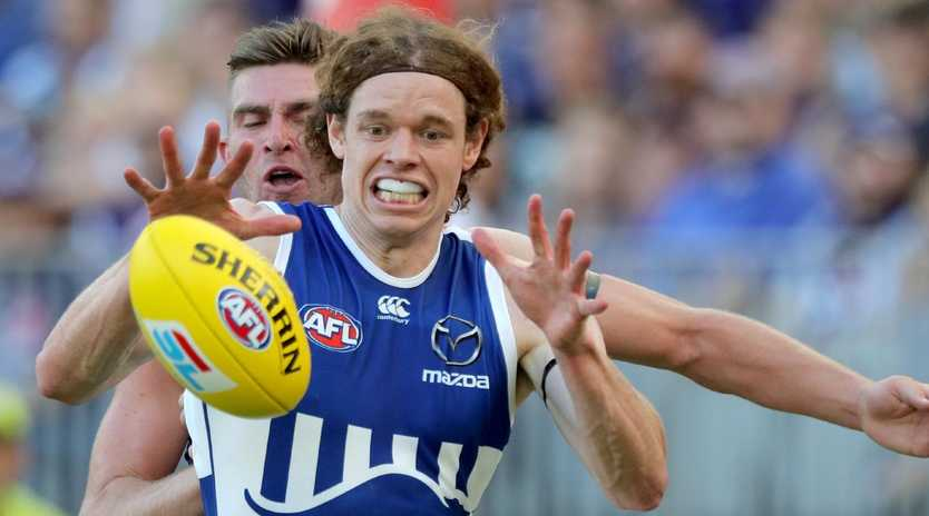 Ben Brown has come under fire from a former club great. Picture: AAP