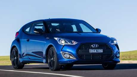 Veloster Street Turbo: Limited edition from 2016