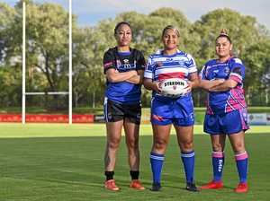 Ipswich clubs back women's footy growth