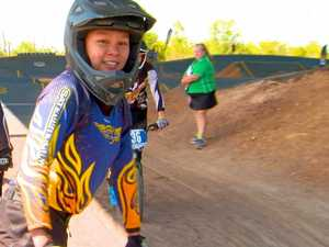 Valley BMX riders rally to help an injured teammate