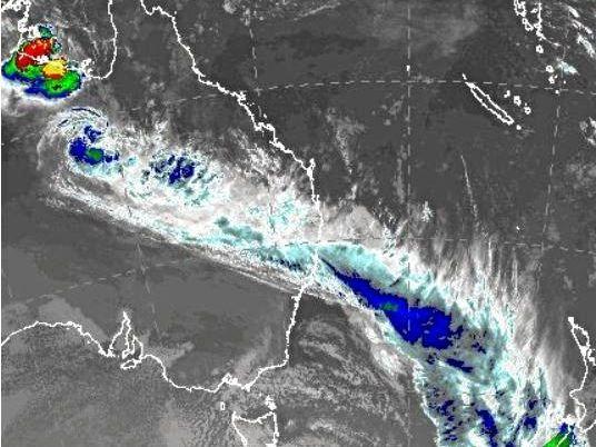 Ex-Tropical Cyclone