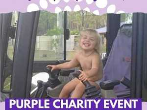 Prayers for Pakleppa family as community holds Purple event