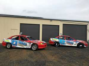 Modified sedans line up for double weekend fun