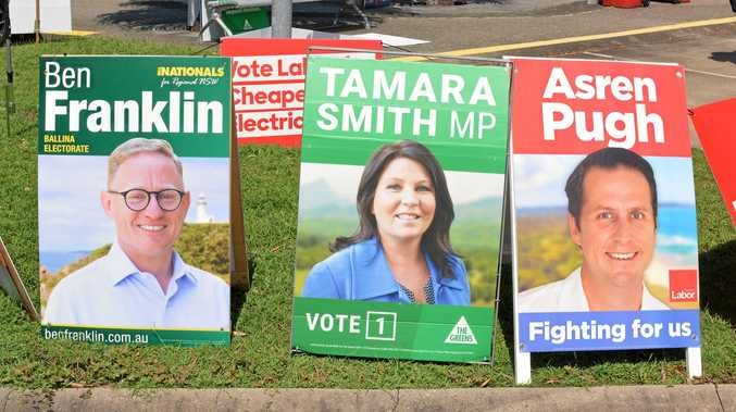 The Greens' Tamara Smith won the seat of Ballina in the 2019 NSW State election.