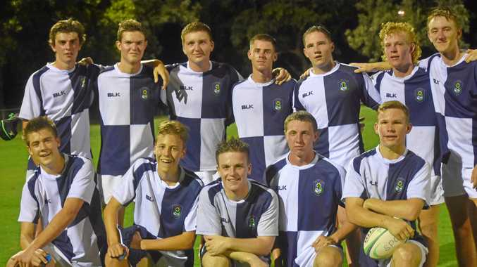 IT'S ON TONIGHT: St Patrick's College v James Nash returns