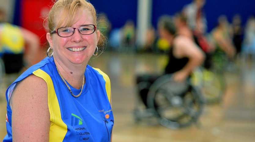 MAKING CHANGE HAPPEN: Sharon Fulwood is determined to help people living with a disability and their carers find the same resources as those who live in larger cities by hosting a number of Regional Disability Expos around the state.