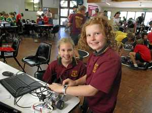 Robots take over Buderim Mountain State School