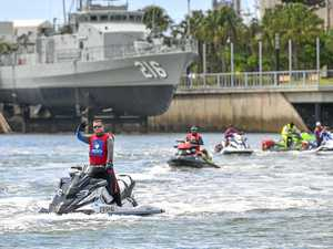 PHOTOS: Jetskiers on mission to raise nearly half a million