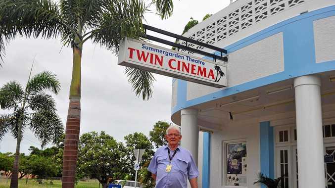 Ben De Luca and his Bowen Summergarden Theatre featured on Queensland Weekender last week.