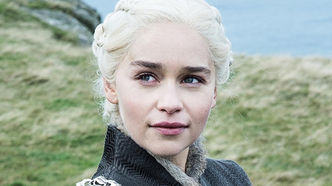 Daenarys Targaryen in a preview photo for season eight. Picture: Supplied/ Foxtel