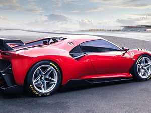 The 'most extreme' Ferrari design revealed