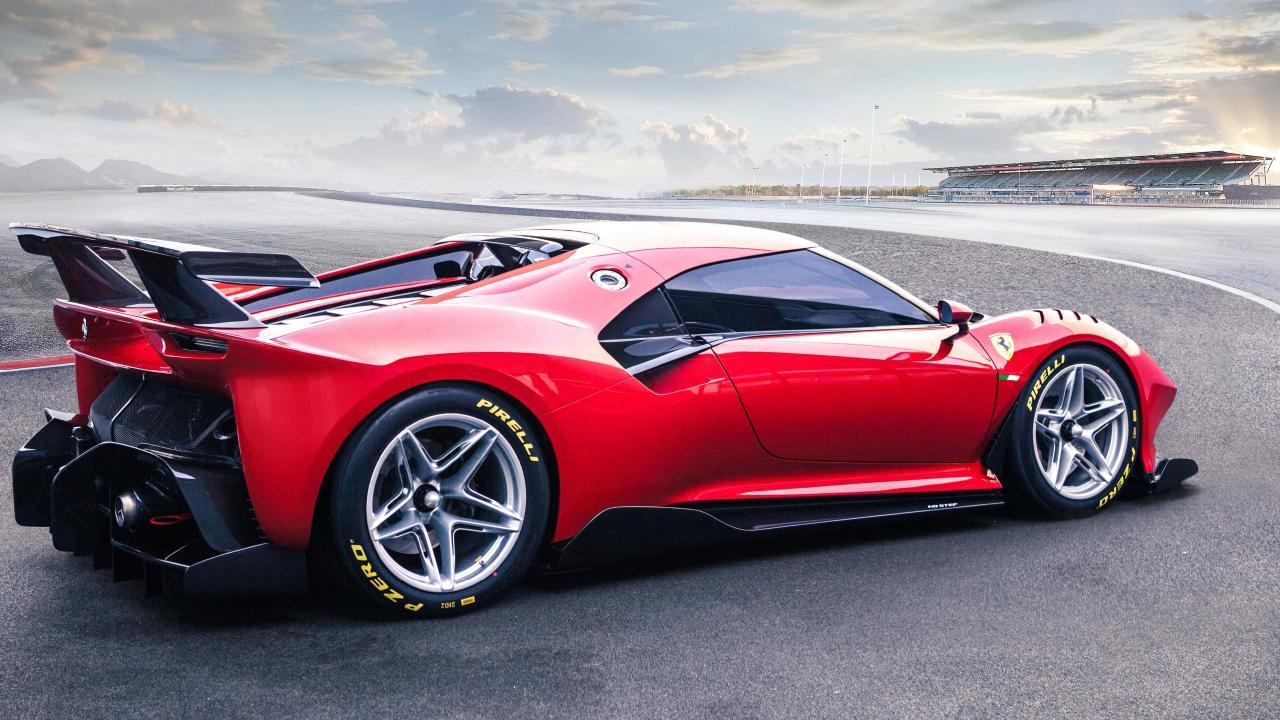 Ferrari P80/C.