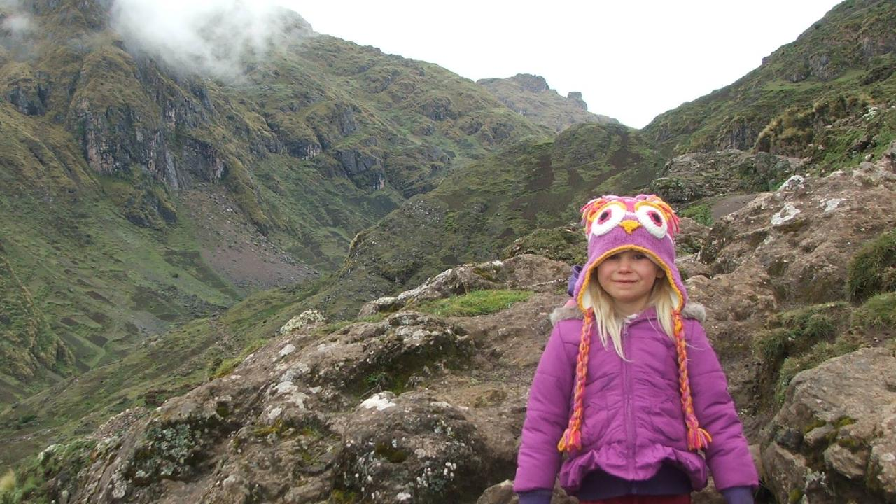 Eeva had been visiting her father when she went missing.