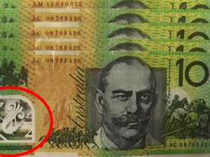 Spot the difference: How to tell which notes are fake