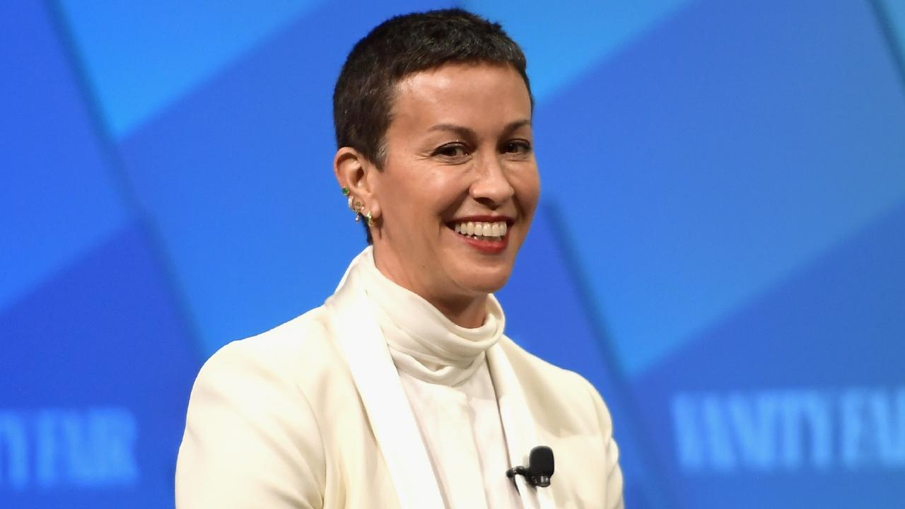 Alanis Morissette is expecting another baby. Picture: Matt Winkelmeyer/Getty Images