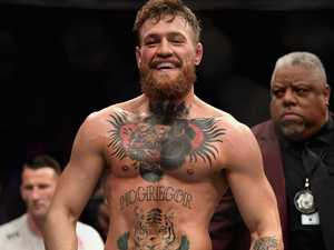 McGregor's retirement bombshell