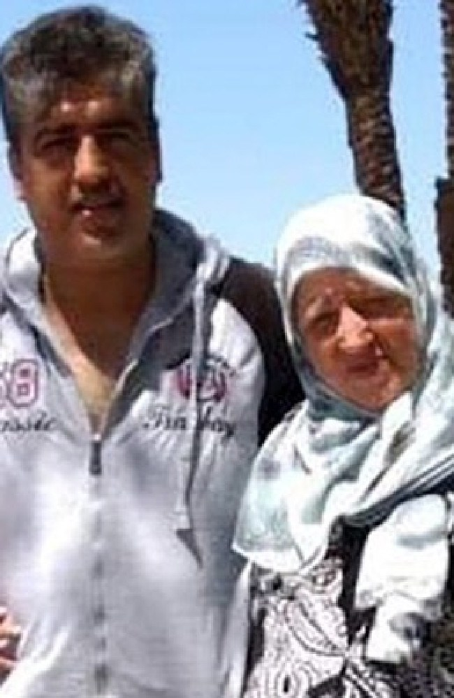 The mother of Kamal Darwish, one of the #50Lives taken in New Zealand, passed away from a heart attack. Picture: Instagram