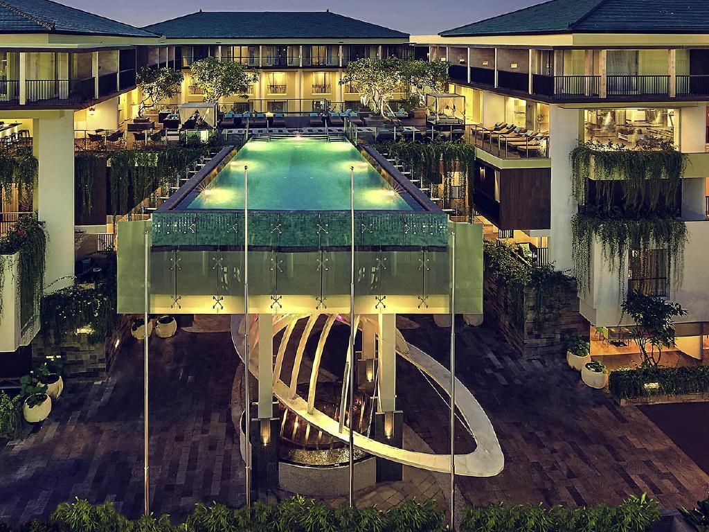 Jetstar's Bali packages include the four-star Mercure Bali Legian.