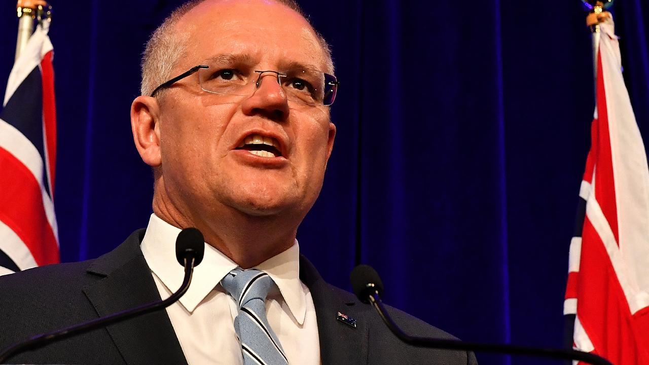 Prime Minister Scott Morrison. Picture: Mick Tsikas/AAP