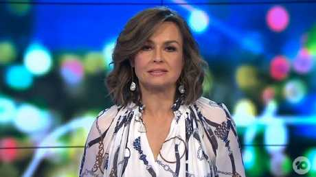 Lisa Wilkinson has defended The Project's decision to interview Will Connolly