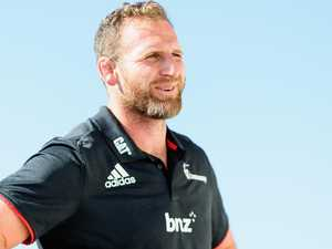 All Blacks captain removed from cotton wool