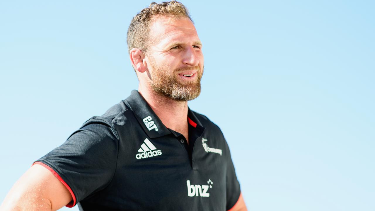 Kieran Read of the Crusaders will join Japanese club Toyota Verblitz next season.