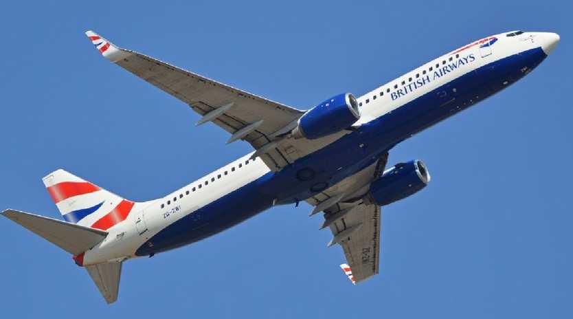 A British Airways plane flew passengers to Edinburgh instead of Dusseldorf. Picture: Alan Wilson