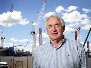 Toowoomba mayor calls for slice of water funding pie