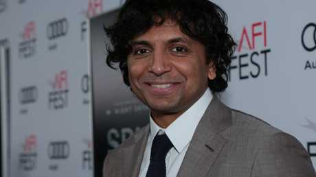 Director M. Night Shyamalan's most recent TV project was Wayward Pines (Photo: Alex J. Berliner/ABImages)