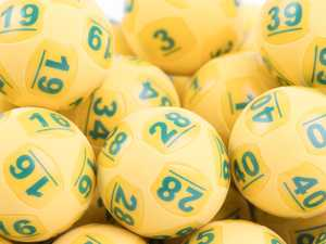 Man wins twice in $70m draw
