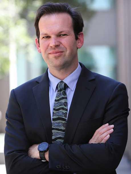 Northern Australia Minister Matt Canavan