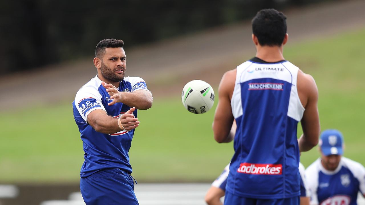 Dean Pay has made mass changes at Belmore. Picture: Brett Costello