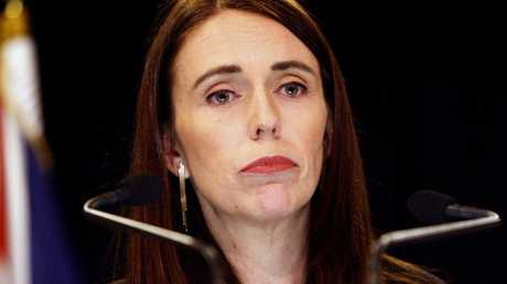 Liberal Party Federal Vice-President Teena McQueen says Jacinda Ardern is just copying John Howard. Picture: AP Photo/Nick Perry
