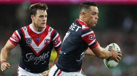 Even without Cronk, the Roosters have a talent to dominate. Image: Brett Costello