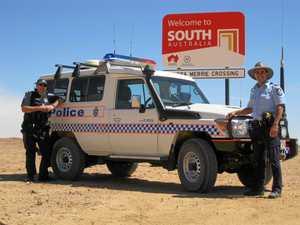 Border patrol, Thargomindah style