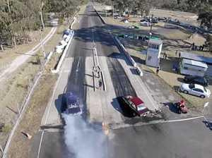 Drags meet fast approaches Carnell Raceway