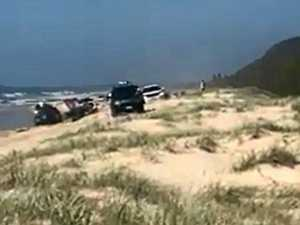 Sand dune chaos risks lives, sparks debate on beach closure