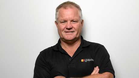 Rugby League Ipswich (RLI) board member Darren Boettcher.