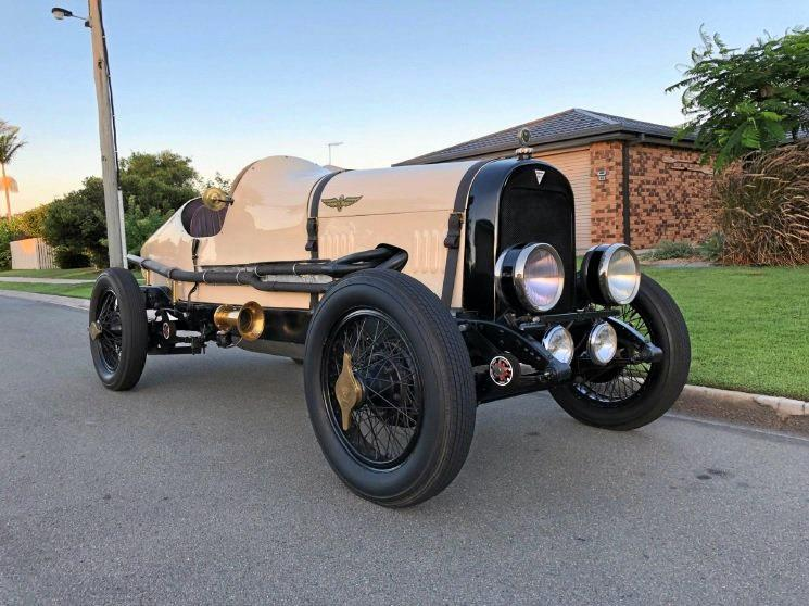 The 1917 Hudson Super Six 'Special'
