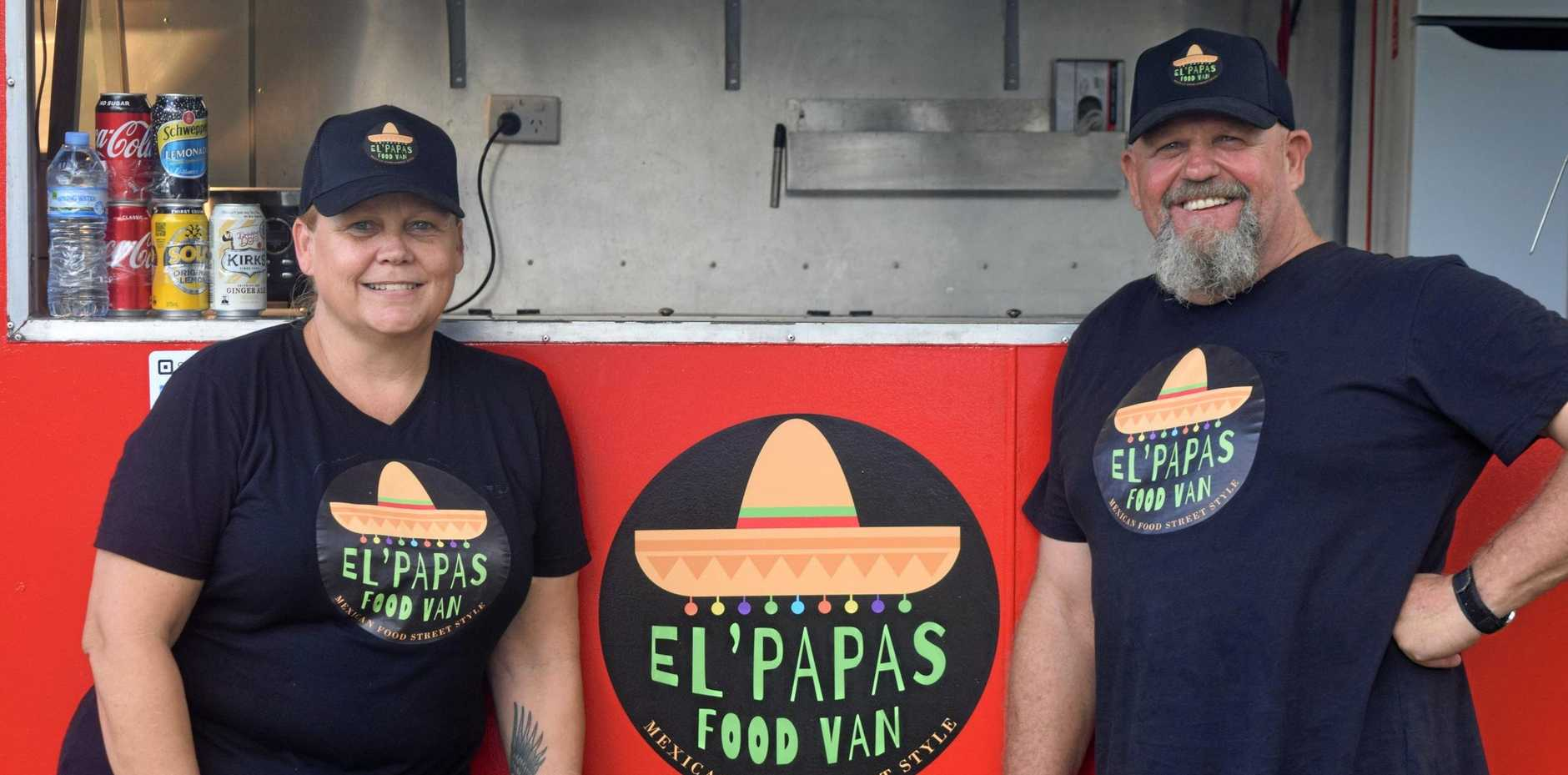 NEXT STEP: El Papas owners Mandy and Francis Shanks are planning to open a takeaway store in the near future.