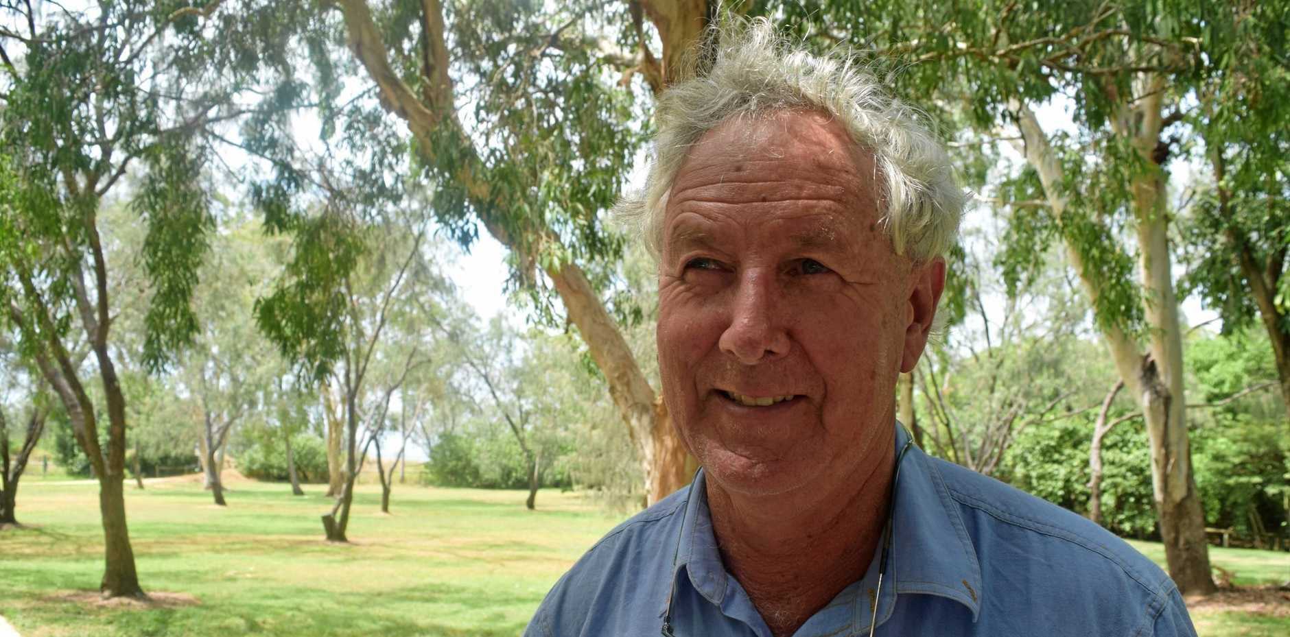 Ecologist, author and sustainable farmer Charles Massy is calling for a revolution in agriculture.