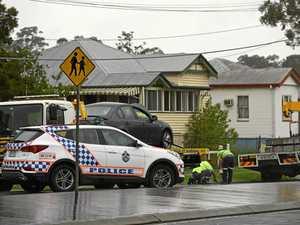 Ebbw Vale car crash, traffic diverted