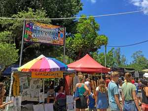 Not 'just' a market town: High praise for Eumundi