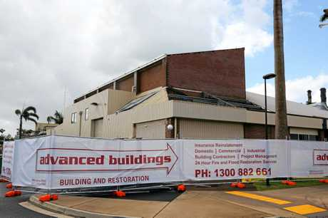 Enough funding has been secured to rebuild the Proserpine Entertainment Centre.