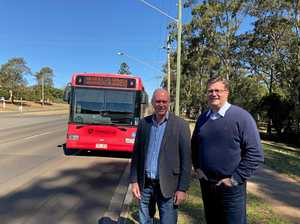 Watts renews calls for review of Toowoomba bus schedule