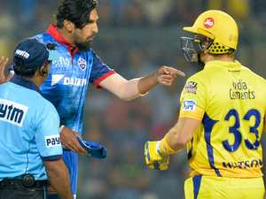 Watson sledge sparks ugly IPL blow-up
